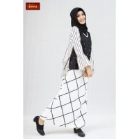 [Sale Murah] Dannis Baju Muslim Dewasa Sarimbit D'Androgini - Atasan H