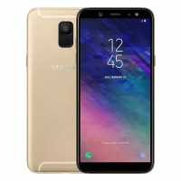 HP SAMSUNG A6 TAHUN 2018 WARNA BLACK (3GB/32GB)