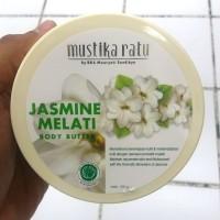MUSTIKA RATU JASMINE MELATI body scrub 200mg