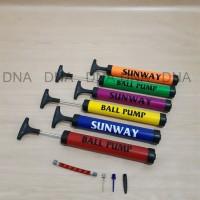 Pompa Bola SUNWAY / Ball Pump SUNWAY - ORIGINAL
