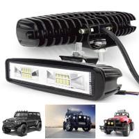 Harga lampu kabut offroad sorot tembak variasi mobil motor 20 led | Hargalu.com