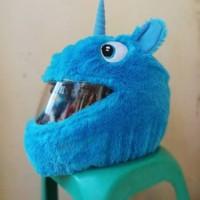 Cover helm unikorn / cover helm unicorn fullface, halfface, helmcross