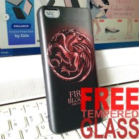 Xiaomi Mi5 Mi 5 - Pro 3D Relief Painting Rubber TPU Soft Back Case