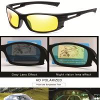 Kacamata Night View Vision Sporty Polarized