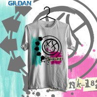 Blink 182 Series - Album Cover Kaos Band Original Gildan