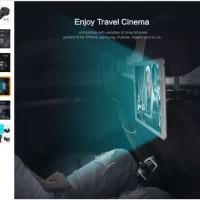 FLOVEME Magnetic Car Phone or Tablet Holder and Hook Back Set Headrest