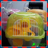 Hamster Apple Cage Kandang Hewan Peliharaan Pet Lucu Mainan Apel Pagar