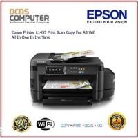 Epson Printer L1455 Print Scan Copy Fax A3 Wifi All In Berkualitas