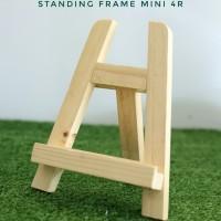 Standing Frame Mini Uk 3R 4R 5R 6R KAYU