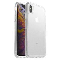 "OtterBox iPhone Xs Max 6.5"" Case Symmetry - Flake/Clear GLITER ORIGINA"