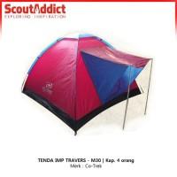 Tenda Dome Co-Trek Travers