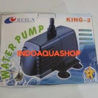 Resun KING 3 Pompa Air Celup Submersible Water Pump