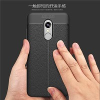 Softcase TPU Auto Focus Cover Case HP Xiaomi Redmi Note 4x Snapdragon