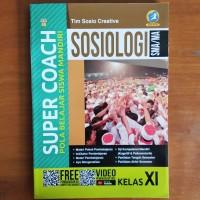 Buku Super Coach Sosiologi SMA Kelas XI Kurikulum 2013 Revisi