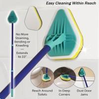 Clean Reach Brush 3 in 1 Alat Pembersih Serbaguna Rumah