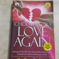 Buku terjermahan choosing to love again