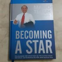 Buku Becoming a star
