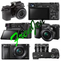 SONY ALPHA A6000 Kit 16-50mm-Camera Mirrorless