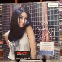 LP Susan Wong - Woman in Love Album Vinyl Audiophile Limited PH