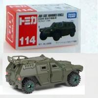JSDF Light Armoured Vehicle no 114 Tomica Reguler ORI