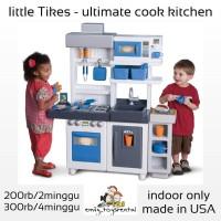 Jual Sewa Mainan Little Tikes Ultimate Cook kitchen Dapur Set Anak Rental Murah