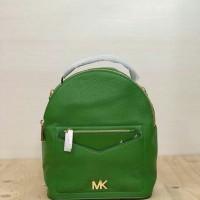 781d17aaf2e8 Tas Michael Kors original - Mk jessa backpack true green l