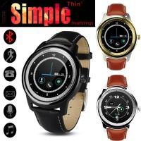 Smartwatch Anti Air dengan Bluetooth Full HD IPS untuk iPhone iOS