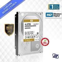 Promo HDD Harddisk Internal WD Gold 4TB 3.5 SATA 3 7200 RPM - OK5MNBV
