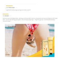 Cocoa Butter - Cocottee Depilatory Cream Perontok Bulu Khusus Miss V
