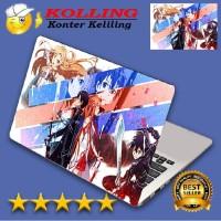 SA Garskin Laptop Sword Art Online 5 Skin Laptop Stiker Laptop