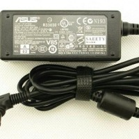 Adaptor Charger Laptop Netbook Asus Eeepc 12V 3A Original 100% Gojek