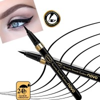 NOVO Eyeliner Cool Black 24 Hours Long-Lasting Anti Air Eye Liner