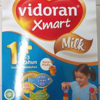 Harga vidoran xmart milk 1 usia 1 3 tahun rasa madu 725gram susu bubuk   Hargalu.com