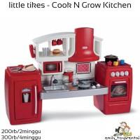 Jual Sewa Mainan Little Tikes Cook N Grow Kitchen Dapur Set Anak Rental Murah