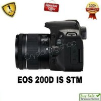 CANON EOS 200D KIT 18-55mm F4-5.6 IS STM - CANON 200D K DIUSKON 5%