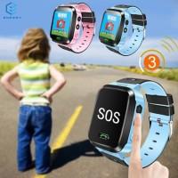 EGY Smartwatch Anak 1.40 'dengan SOS Positioning Jam untuk Android