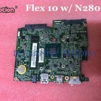 Lenovo Flex10 Flex 10 W8P Laptop Motherboard 5B20G94325 With N2807u 4G