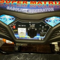 READY STOCK! GENSET 4 TAK 1000 WATT SPICA ET 2200L !!!
