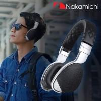 Nakamichi Elite Hi-Defination Headphone Bluetooth- Hitam