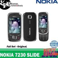 Ori Handphone | Hp murah jadul Nokia 7230 Slide - Original - Garansi -