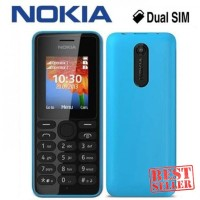 Ori Handphone | Nokia/nokia 108 hp 2 sim - Hitam