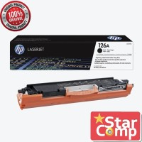 HP LaserJet 126A Black CE310A Original
