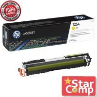 HP LaserJet 126A Yellow CE312A Original