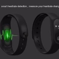 Murah - M2 Smartwatch - Smart Watch M2 Sport Band Smart Berkualitas