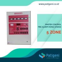 Fire Alarm Control Panel Hong chang 5 Zone FACP