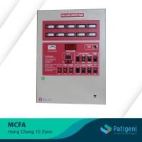 Fire Alarm Control Panel Hong chang 10 Zone FACP