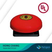 Fire Alarm HC-624 Alarm Bell Hong Chang