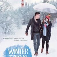 Novel Winter In Tokyo - Cover Film - Ilana Tan