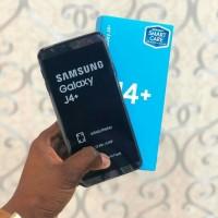 DIJUAL CEPAT SAMSUNG GALAXY J4+ RAM 2GB ROM 16 GB LAYAR BESAR 6 INCI