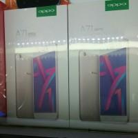 HP OPPO A71 2/16 Garansi resmi new black dan gold